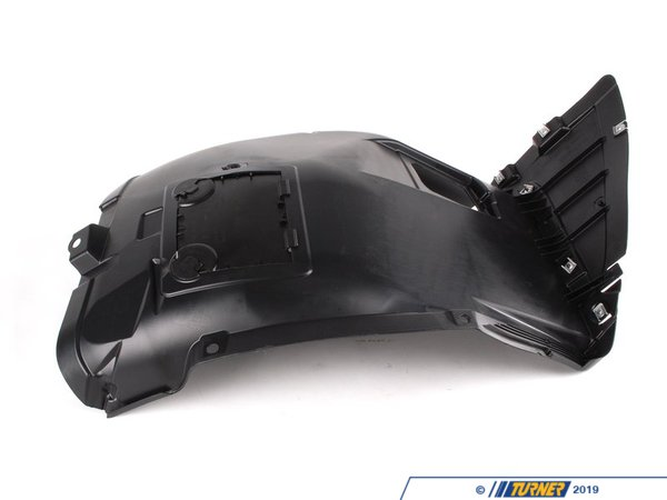 Genuine BMW Genuine BMW Front Fender Liner - Right 51717059380