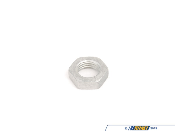T#27266 - 07119901309 - Genuine BMW Hex Nut - 07119901309 - E30,E34,E39,E34 M5,E39 M5 - Genuine BMW -