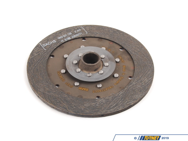 T#48956 - 21211236332 - Genuine BMW Clutch Plate Verstaerkt - 21211236332 - Genuine BMW -