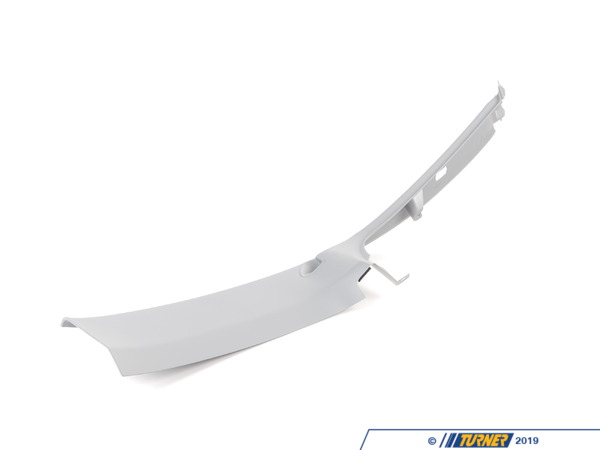 T#104806 - 51438217078 - Genuine BMW Trim Panel Column, Rear Right Grau - 51438217078 - E39 - Genuine BMW -