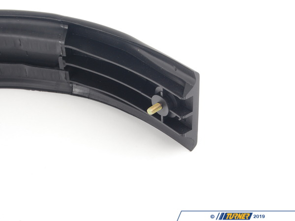 T#75624 - 51111967373 - Genuine BMW Rubber Strip, Bumper Front L - 51111967373 - Genuine BMW -
