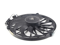 OEM VDO Auxiliary Fan Assembly -- E36 (up to 09/1992), E34 E24 E32 E31
