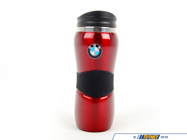 T#166437 - 80900440458 - Genuine BMW Travel Mug - Red - 80900440458 - Genuine BMW -