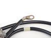T#7147 - 12421279650 - Genuine BMW Engine Electrical Battery Cable (plus Pole) 12421279650 - Genuine BMW -