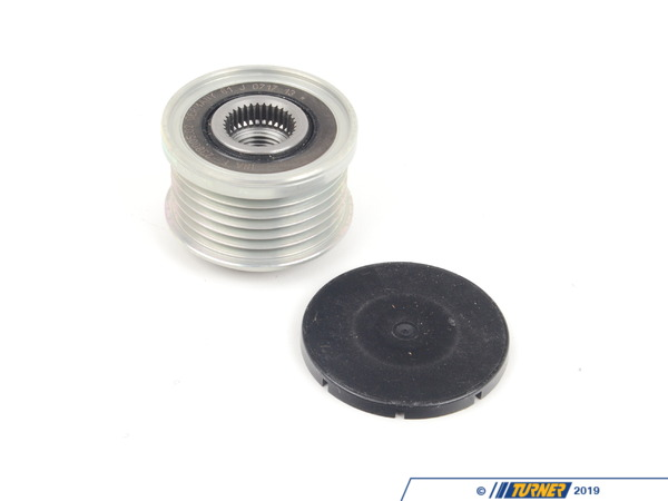 T#19332 - 12317570152 - Alternator Pulley - E82 E90 E92 E60 - Ina - BMW