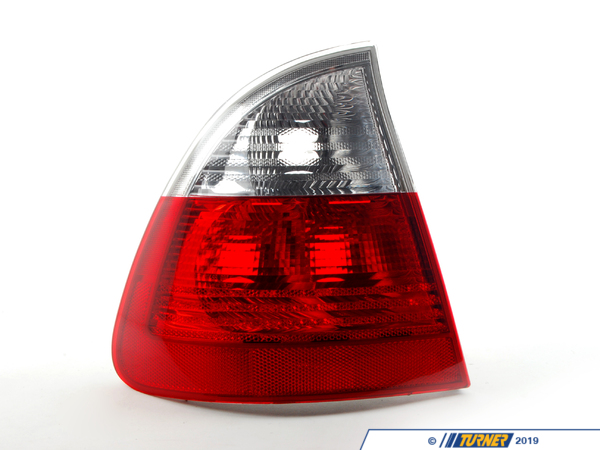 Genuine BMW Genuine BMW Outer Tail Light - Left - E46 325i 325xi 323i Touring 63216900473