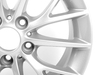 T#189848 - 36316796205 - Genuine BMW Light Alloy Rim 7Jx17 Et:40 - 36316796205 - F22 - Genuine BMW -