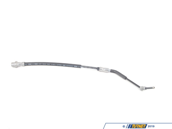 T#62550 - 34307840671 - Genuine BMW Brake Hose, Left - 34307840671 - E85 - Genuine BMW -