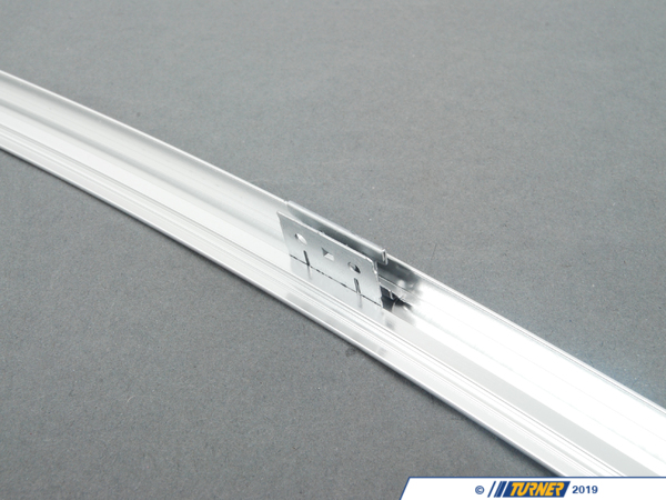 T#94113 - 51357005043 - Genuine BMW Finisher Window Frame Top Rl Door - 51357005043 - E65 - Genuine BMW -