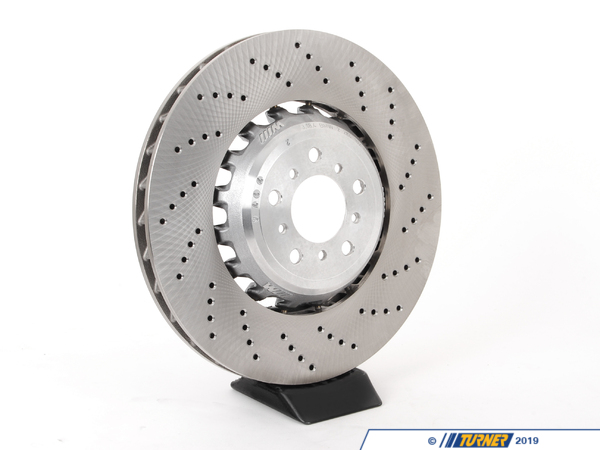 T#22991 - 34112284102 - Genuine BMW Ventilated-perforated Brake - 34112284102 - Genuine BMW Brake Disc Ventilated, Perforated, Right - This item fits the following BMW Chassis:F06,F10,F12,F13 - Genuine BMW -