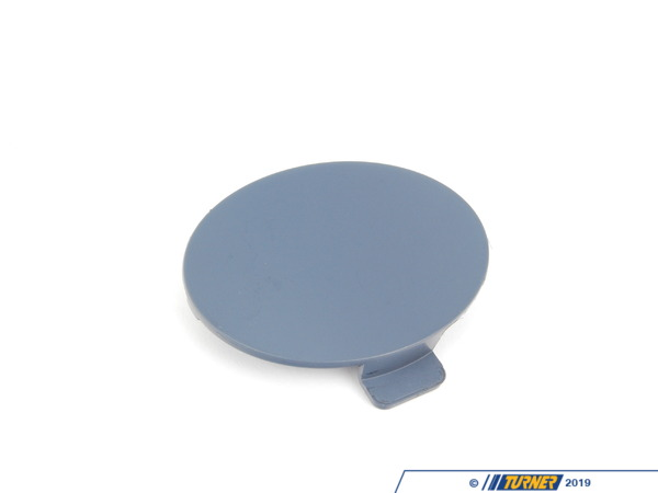 T#23401 - 51127891280 - Genuine BMW Flap, Towing Eye, Primed M - 51127891280 - E90 - Genuine BMW -
