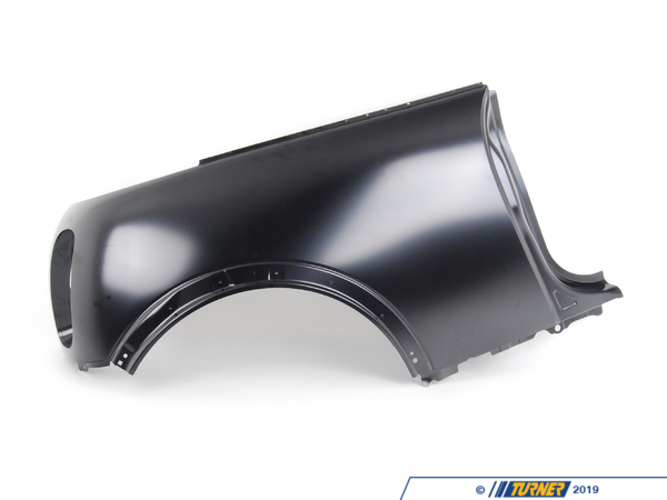 T#73242 - 41357142108 - Genuine MINI Right Rear Side Panel - 41357142108 - Genuine MINI -