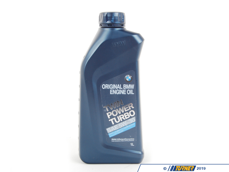 83212365946  BMW 5W30 Twinpower Turbo Longlife Synthetic Oil