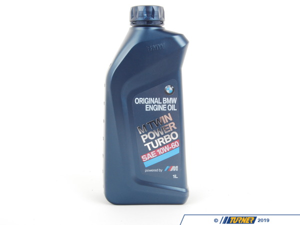 T#210886 - 83212365944 - BMW M Twinpower Synthetic Oil - 10w-60 - E46 M3 E39 M5 E60 M5 E9X M3 - Genuine BMW - BMW