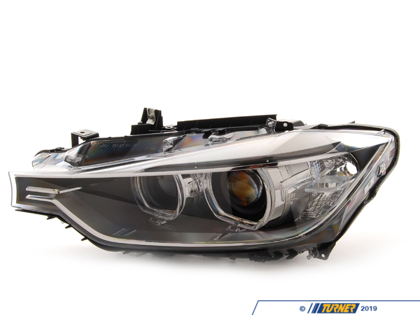 T#146421 - 63117338707 - Genuine BMW Bi-Xenon Headlight Akl, Left - 63117338707 - F30,F31 - Genuine BMW -