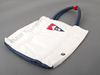 T#182306 - 80222318364 - Genuine BMW Yachtsport Beach Bag White/Blue - 80222318364 - Genuine BMW -