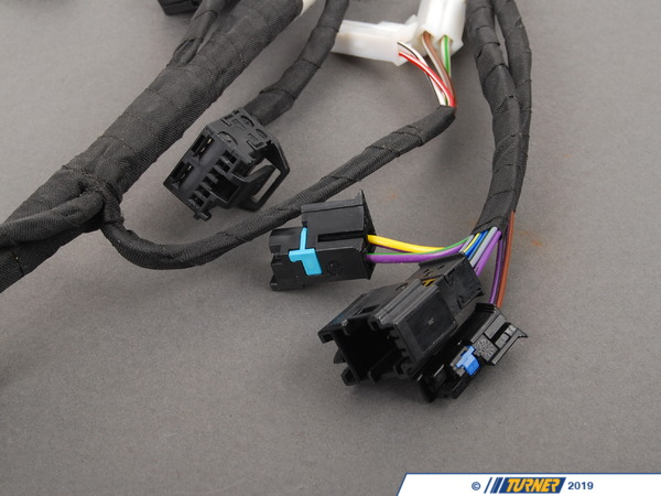 T#138437 - 61126943539 - Genuine BMW Wiring Set Seat, Driver's Side - 61126943539 - E90 - Genuine BMW -