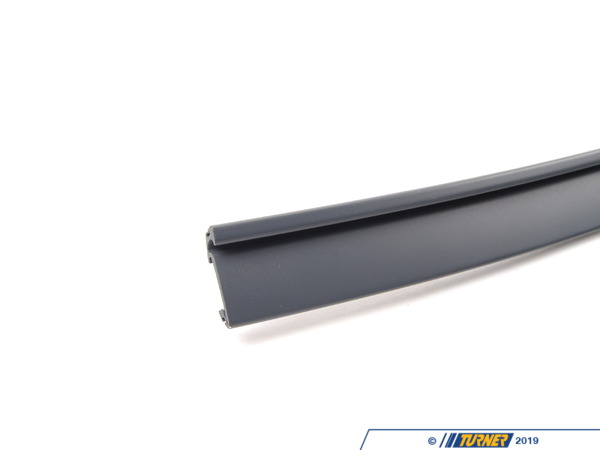 T#79992 - 51137146470 - Genuine BMW Roof Molding Prime-coated Ri - 51137146470 - Genuine BMW -