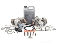 E9X 335i/xi N54 OEM Mitsubishi Twin Turbo Replacement Kit (New Turbos)