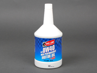 Red Line 0w40 Synthetic Engine Oil