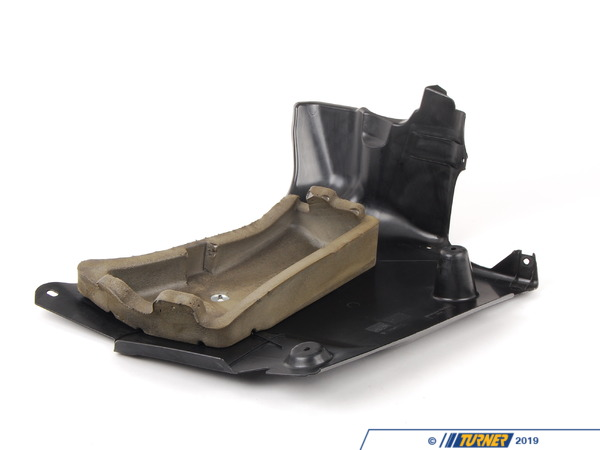 T#117987 - 51717897205 - Genuine BMW Cover, Battery Tray - 51717897205 - Genuine BMW -