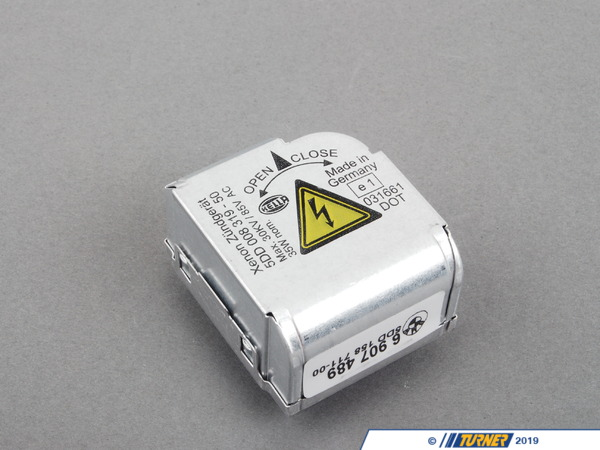 T#20233 - 63126907489 - Xenon Headlight Igniter - E60 E65 X5 Z4 - Genuine BMW - BMW