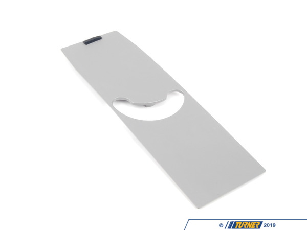 T#104508 - 51438139368 - Genuine BMW Covering Right Silbergrau - 51438139368 - E34,E34 M5 - Genuine BMW -