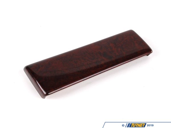 T#108134 - 51458159745 - Genuine BMW Wooden Strip,instrument Pane - 51458159745 - Genuine BMW -