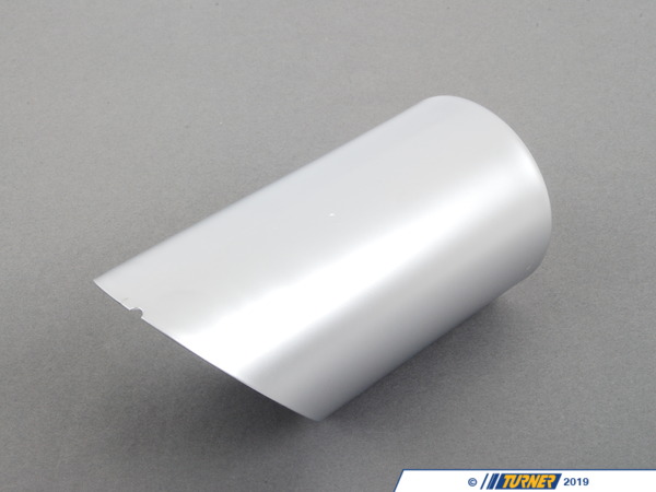 T#48538 - 18307610632 - Genuine BMW Tailpipe End Piece, Alu-look - 18307610632 - Genuine BMW -