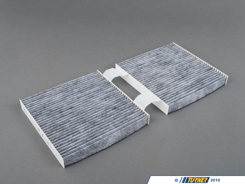 64319312318 Microfilter Cabin Air Filter Activated