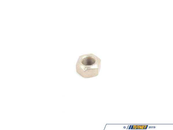 T#29026 - 07129922770 - Genuine BMW Self-Locking Hex Nut - 07129922770 - E30,E34 - Genuine BMW -
