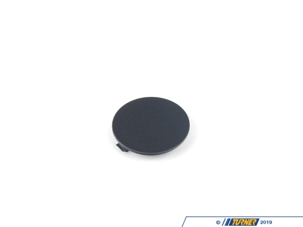 T#115609 - 51498158287 - Genuine BMW Covering Cap Schwarz - 51498158287 - E39 - Genuine BMW -