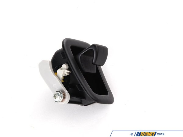 T#87069 - 51169150380 - Genuine BMW Clothes Hook - 51169150380 - Schwarz - Genuine BMW -