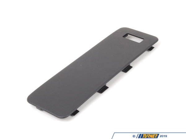 T#9860 - 51459128397 - Genuine BMW Cover, Bottom Schwarz - 51459128397 - E85 - Genuine BMW -