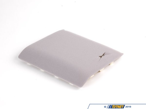 T#106419 - 51448233452 - Genuine BMW Front Headlining Cover Hellgrau - 51448233452 - E46,E46 M3 - Genuine BMW -