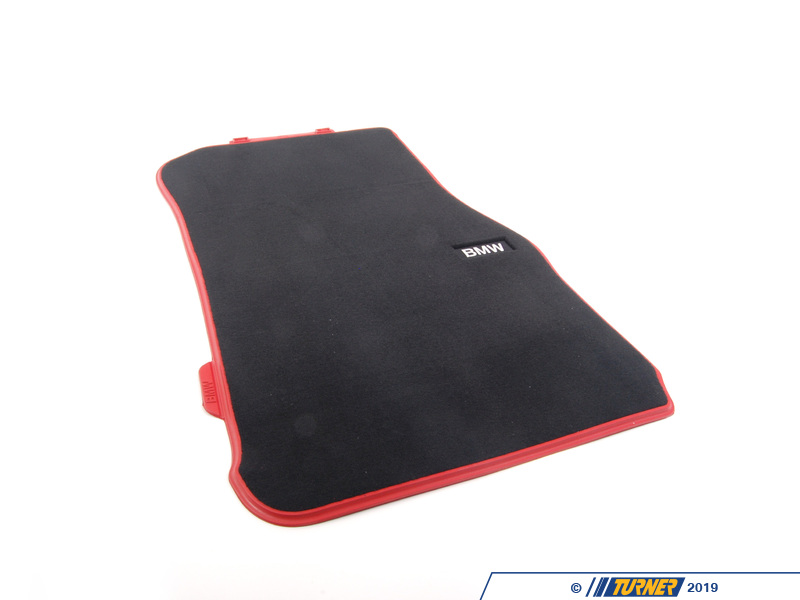 51472339459 Genuine Bmw Sport Line Front Carpeted Floor