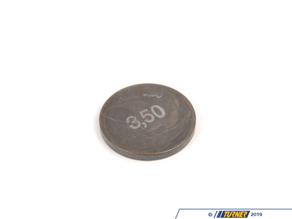 T#34169 - 11321308214 - Genuine BMW Plate 3,50 mm - 11321308214 - E30,E34,E30 M3,E34 M5 - Genuine BMW -