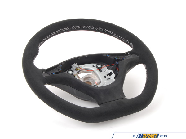 T#5188 - 32302166619 - Genuine BMW Performance Steering Wheel - E70 X5 - Genuine BMW - BMW