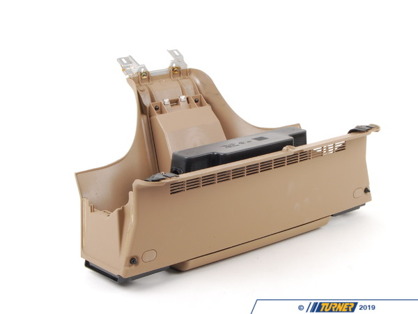 T#86634 - 51168407243 - Genuine BMW Rear Oddments Box Beige - 51168407243 - Genuine BMW -