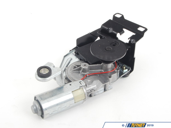 T#144757 - 61627010295 - Genuine BMW Rear Window Wiper Motor - 61627010295 - E46 - Genuine BMW -