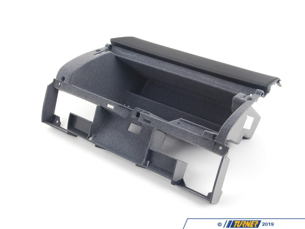 T#82066 - 51162252070 - Genuine BMW Glove Box Housing Schwarz - 51162252070 - E36,E36 M3 - Genuine BMW -