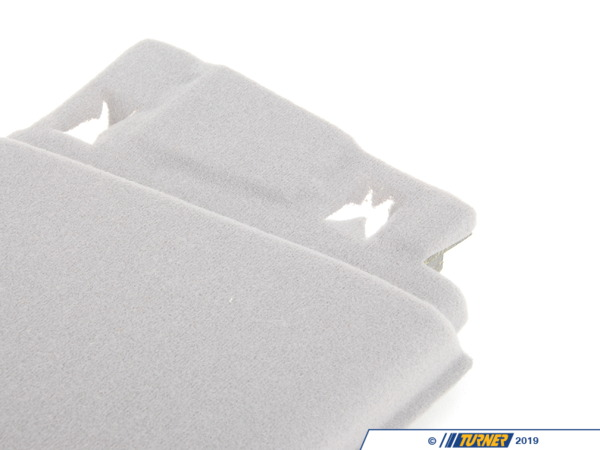 T#104404 - 51438114598 - Genuine BMW Covering Column-Center Top Right Grau - 51438114598 - Genuine BMW -