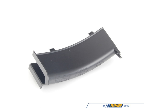 T#75682 - 51112153991 - Genuine MINI Brake Duct Lower Section, Re - 51112153991 - Genuine MINI -