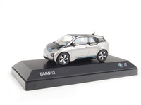 Genuine BMW Miniature 1:43 I3 (I01) Andersitsilver - 80422320106