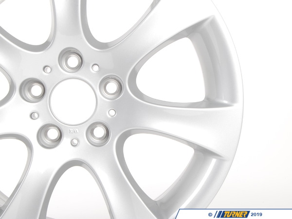 T#66445 - 36116775794 - Genuine BMW Light Alloy Rim 9Jx18 Et:55 - 36116775794 - Genuine BMW -
