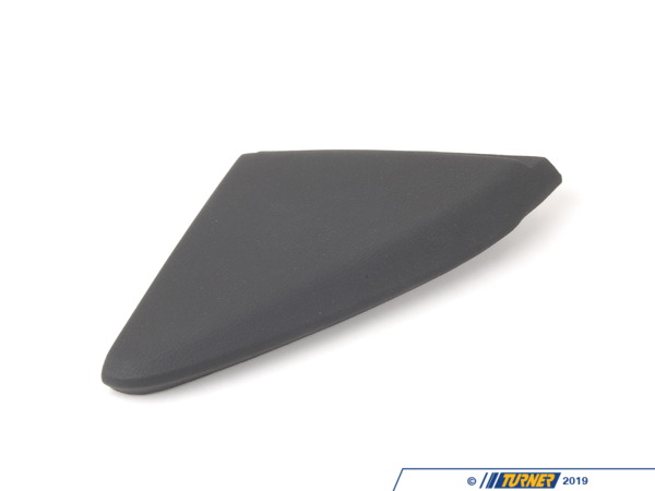 T#108236 - 51458184048 - Genuine BMW Right Exterior Trim Panel Schwarz - 51458184048 - E38 - Genuine BMW -