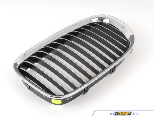 T#76417 - 51117184151 - Genuine BMW Grille, Front, Left - 51117184151 - F01 - Genuine BMW -