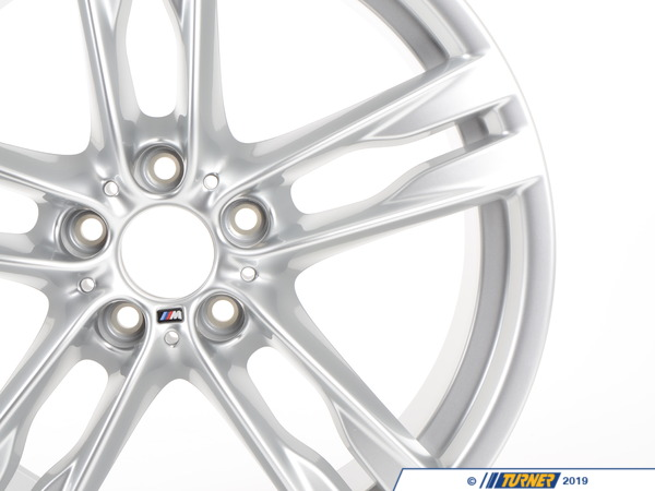T#66781 - 36117843716 - Genuine BMW Light Alloy Rim - 36117843716 - Genuine BMW -