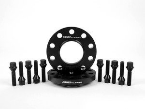 ECS Tuning Wheel Spacer & Bolt Kit - 15mm - 72.6mm CB