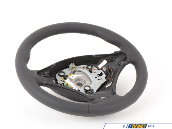 T#56720 - 32306782805 - Genuine BMW Sport Steering Wheel, Leather - 32306782805 - E71 - Genuine BMW -